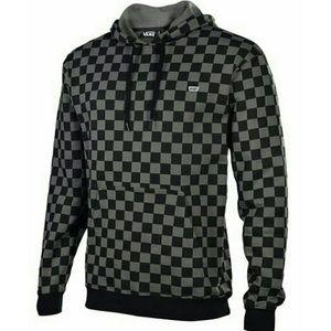 Vans checkered hoodie
